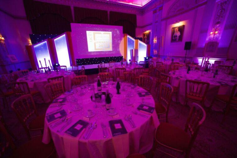 UCLH Celebrating Exellence Awards