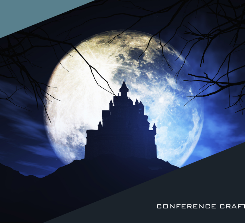 Conference Craft_SM_Halloween-theming